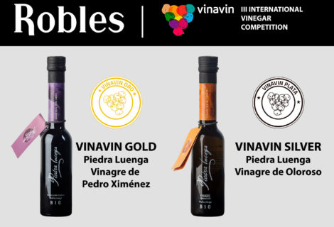 Bodegas Robles triumphs in VINAVIN