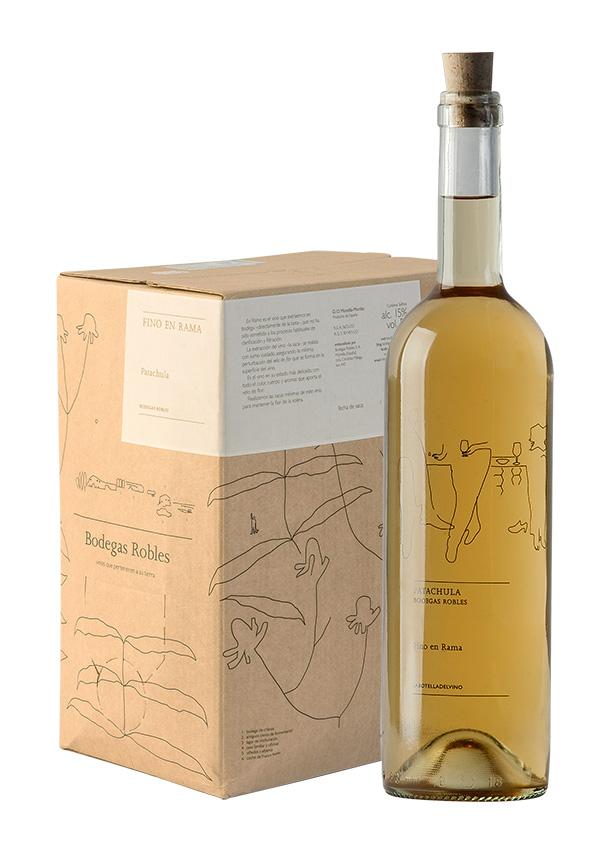 En Rama wine
