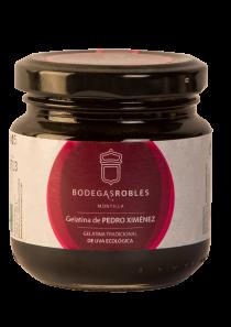 Gelatina ecológica de Pedro Ximénez