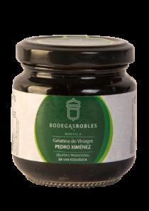 Gelatina ecológica de vinagre de Pedro Ximénez