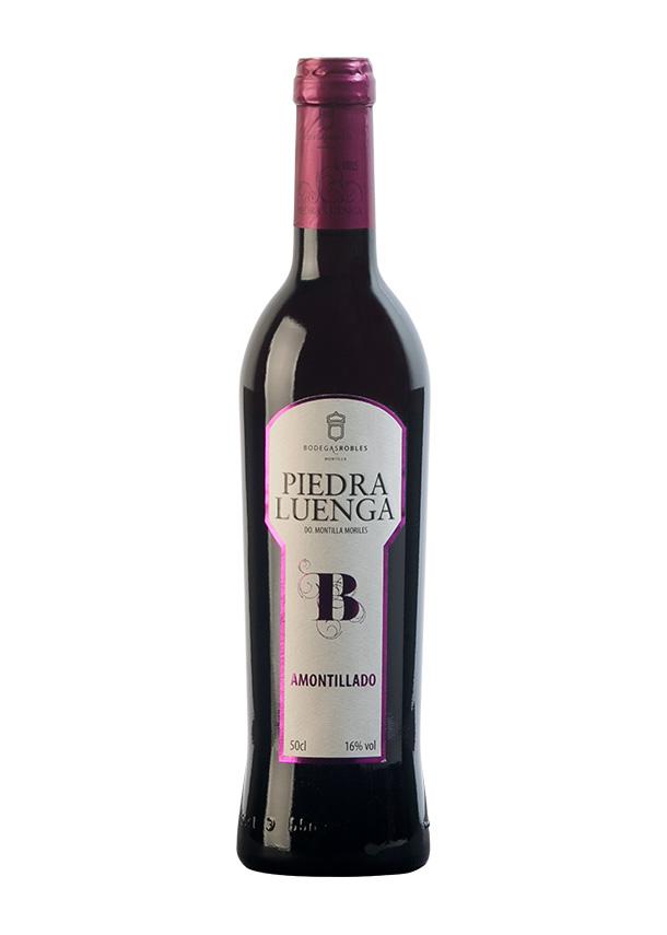 Amontillado Wine Bodegas Robles