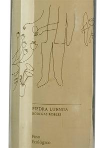Piedra Luenga Fino | Edición ilustrada