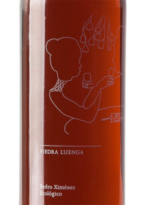 Piedra Luenga Pedro Ximénez 5l – Reusable glass bottle