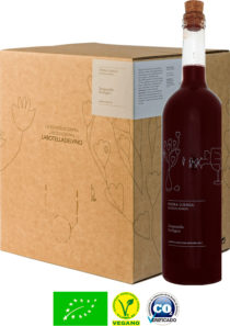 Piedra Luenga Tempranillo 15l + botella reusable