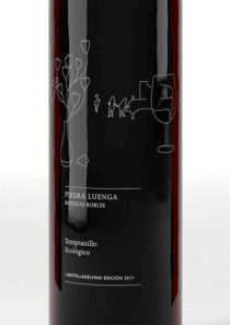 Piedra Luenga Tempranillo. Illustrated Edition | 750 ml