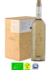 Piedra Luenga Verdejo 5l – Reusable glass bottle