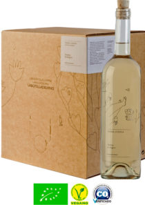 Piedra Luenga Verdejo 15l – Reusable glass bottle