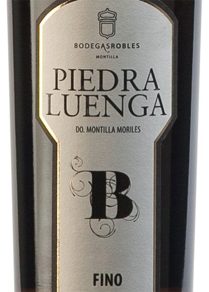 Piedra Luenga Fino / Bodegas Robles