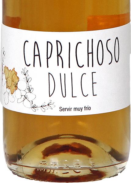 Caprichoso Dulce / Bodegas Robles