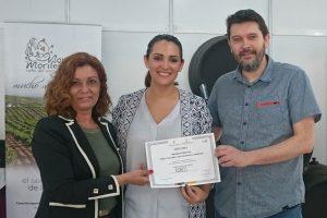 Bajoflor y Bajosol: Premio a la mejor etiqueta en la Cata del Vino de Montilla-Moriles 2017