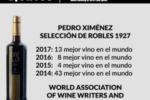 Cuatro años entre los 50 mejores vinos del mundo