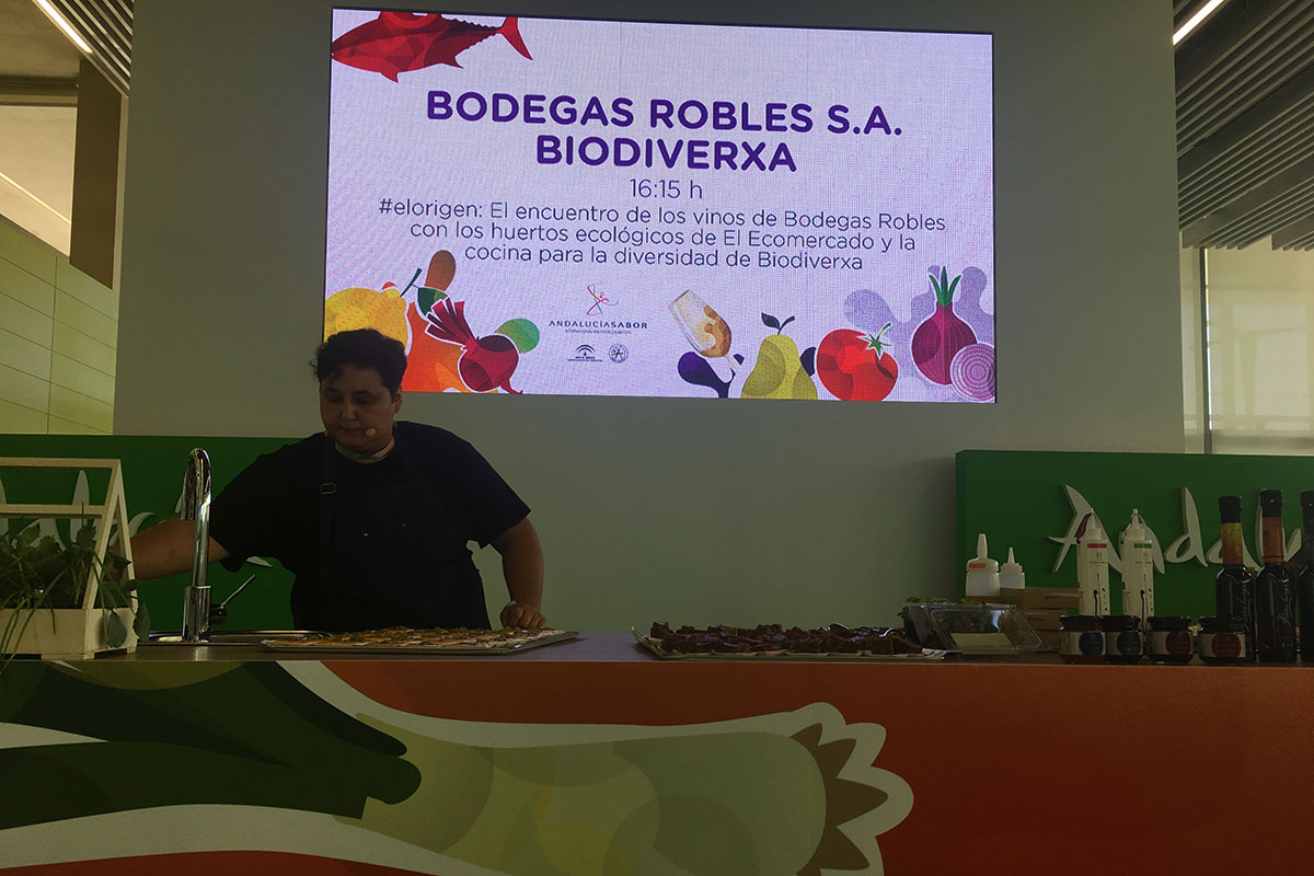 #elorigen. Andalucía Sabor