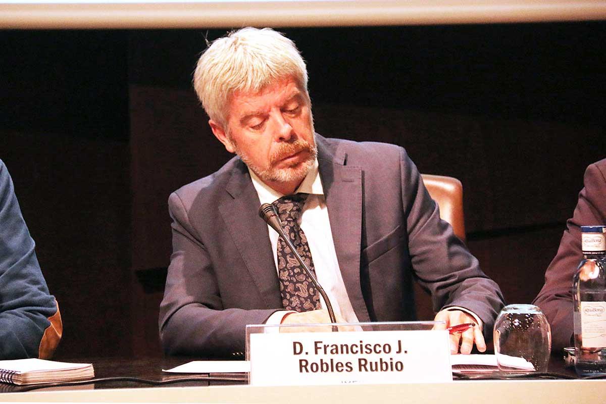 Francisco Robles en IMEX Andalucía / Bodegas Robles