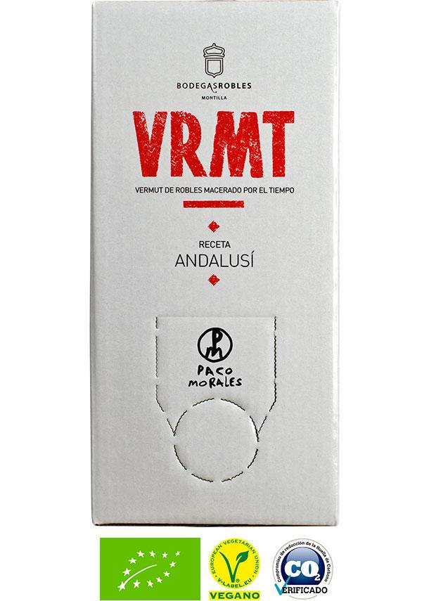 VRMT Vermut Receta Andalusí