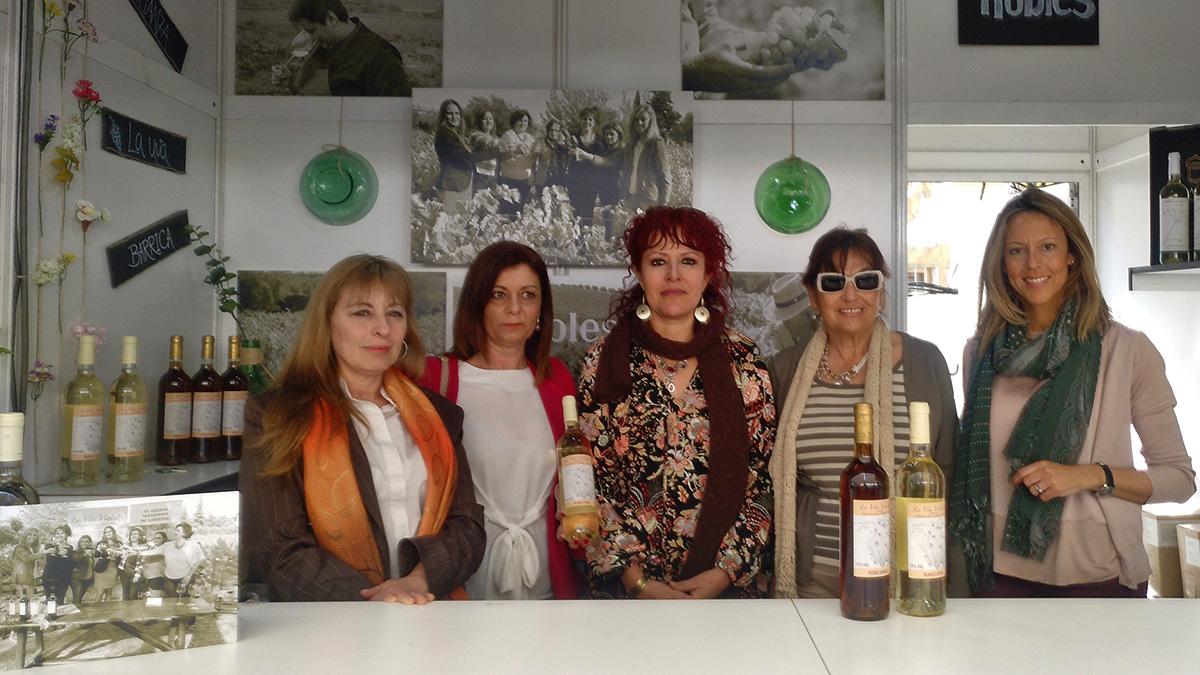 Bodegas Robles en la 35 cata del vino de Montilla-Moriles
