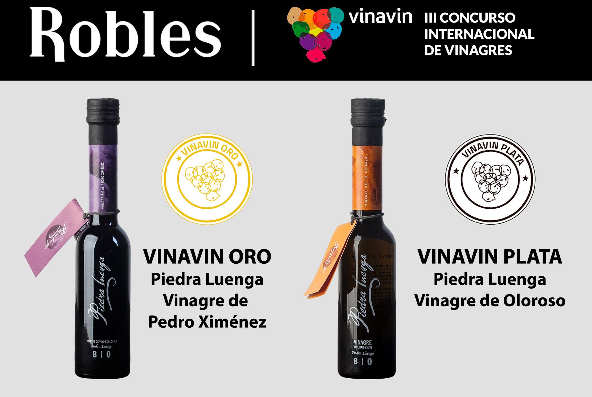 Bodegas Robles triunfa en VINAVIN