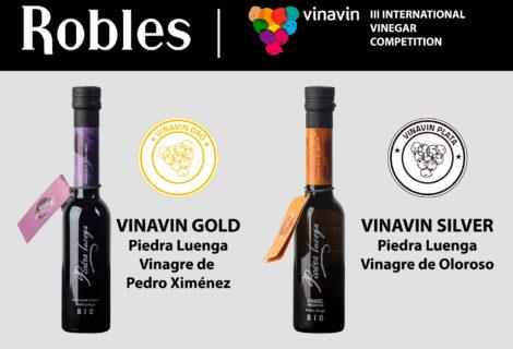Bodegas Robles triumphs in VINAVIN