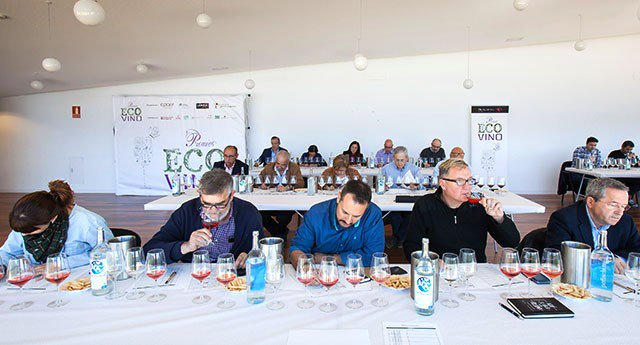 Tasting-Competition Ecovino