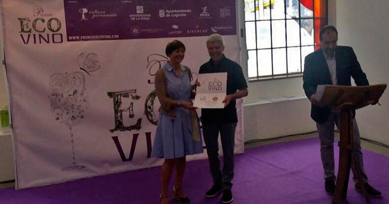 Con Ecovino, más premios para Bodegas Robles