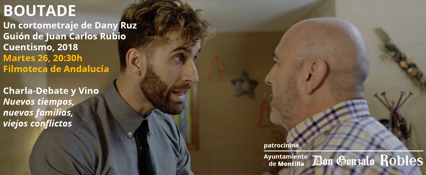 BOUTADE en la Filmoteca de Andalucía