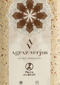 Agraz-Verjus «Paco Morales» | 50 cl