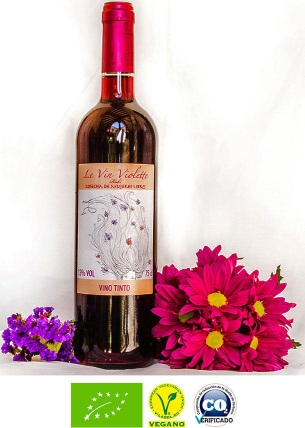 Le vin violette / Tempranillo