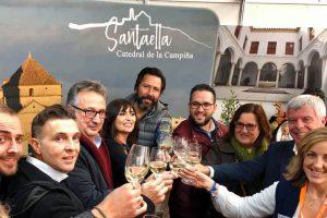 Santaella en la Feria de los Municipios 2019