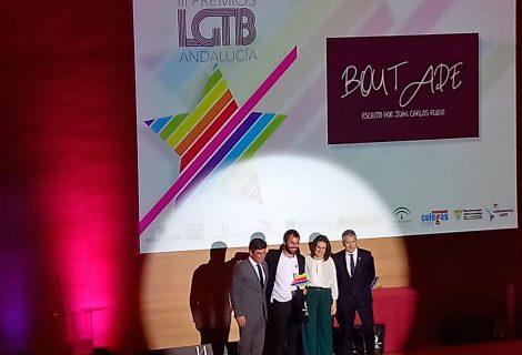 El corto «Boutade» premiado en los premios LGTB Andalucía 2019