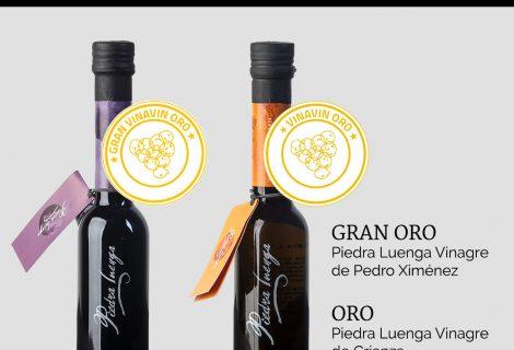 Gran Oro en Vinavin 2019