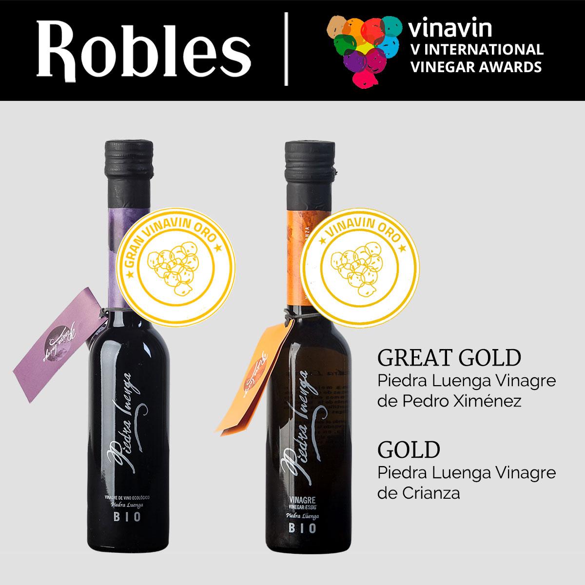 Great Gold at Vinavin 2019