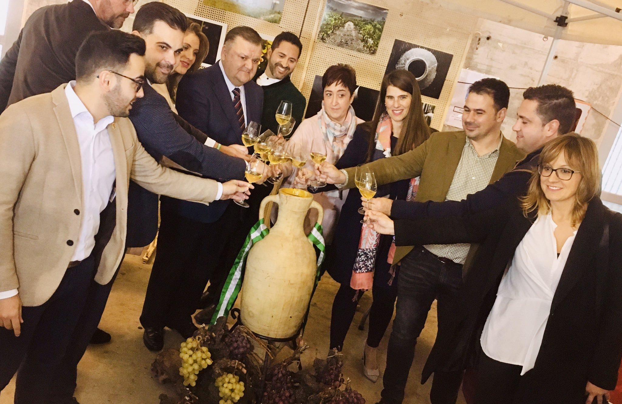 Moriles celebra el vino nuevo