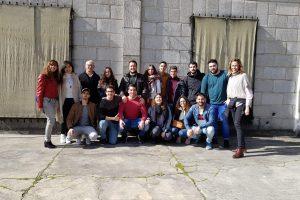 Bodegas Robles recibe a los alumnos del Máster en Biotecnología de la UCO