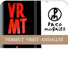 Vermut VRMT Paco Morales