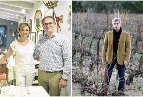Conversación con Miguel Cabezas y Lola Carmona