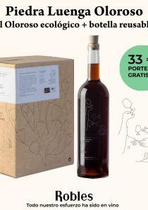 Selección: Piedra Luenga Oloroso 5l + botella reusable