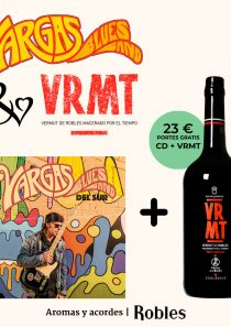 Aromas y acordes: Vermut VRMT + Vargas Blues Band