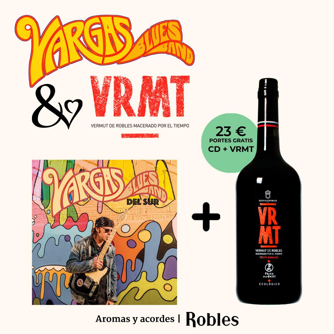 VRMT + Vargas Blues Band