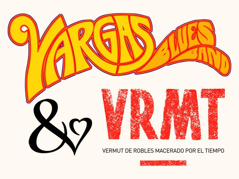Vargas Blues Band + VRMT Receta Andalusí