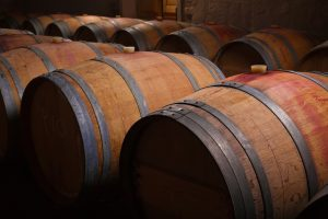 Crianza oxidativa del vino