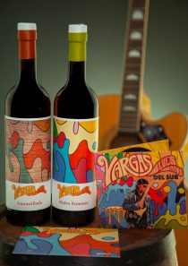 Vargas Blues Band: Vino + CD