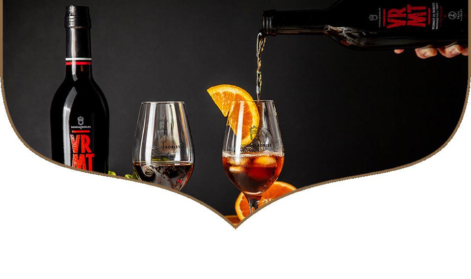 organic vermouth bodegas robles