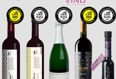 Robles collects five awards in Ecovino 2021