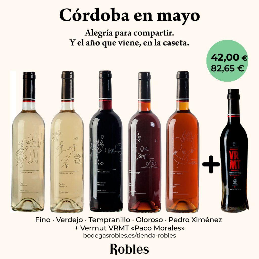 Córdoba en mayo. / Bodegas Robles
