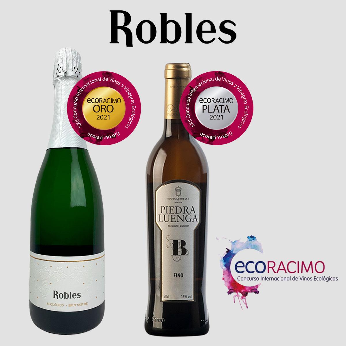 El primer espumoso de uva Pedro Ximénez galardonado con el premio ECORACIMO DE ORO